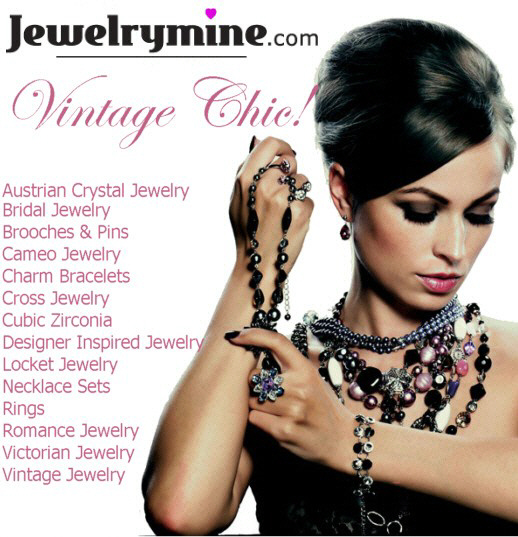 Vintage Inspired Victorian Style Jewelry Blog