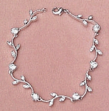 cz bracelet,cz fashion jewelry,wholesale costume jewelry