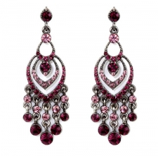 chandelier earrings,crystal chandelier earrings,wholesale costume jewelry,wholesale fashion jewelry,victorian chandelier earrings