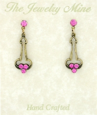 Vintage Victorian Style Earrings