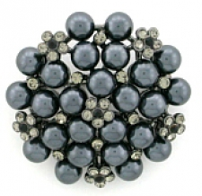 pearl brooch,fashion costume jewelry