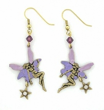fairy earrings,fairy jewelry,fairy fashion jewelry,fairy costume jewelry