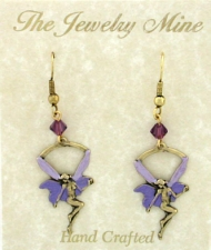 fairy earrings,fairy costume jewelry,fairy fashion jewelry,fairy jewelry