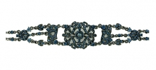 vintage style costume bracelet,vintage filigree bracelet,vintage austrian crystal bracelet,antique reproduction bracelet,wholesale vintage costume jewelry,wholesale vintage fashion jewelry,vintage bridal bracelet,victorian austrian crystal bracelet,vintag