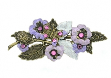 vintage flower brooch,vintage fashion jewelry,vintage brooch,vintage pins