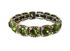 vintage style costume bracelet,vintage fashion bracelet,austrian crystal bracelet,vintage fashion costume jewelry,wholesale costume jewelry