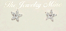 cz fashion earrings