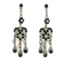 chandelier fashion earrings